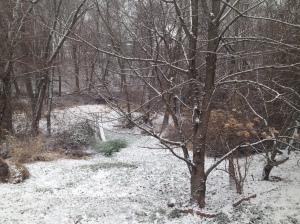 Pre-Snow