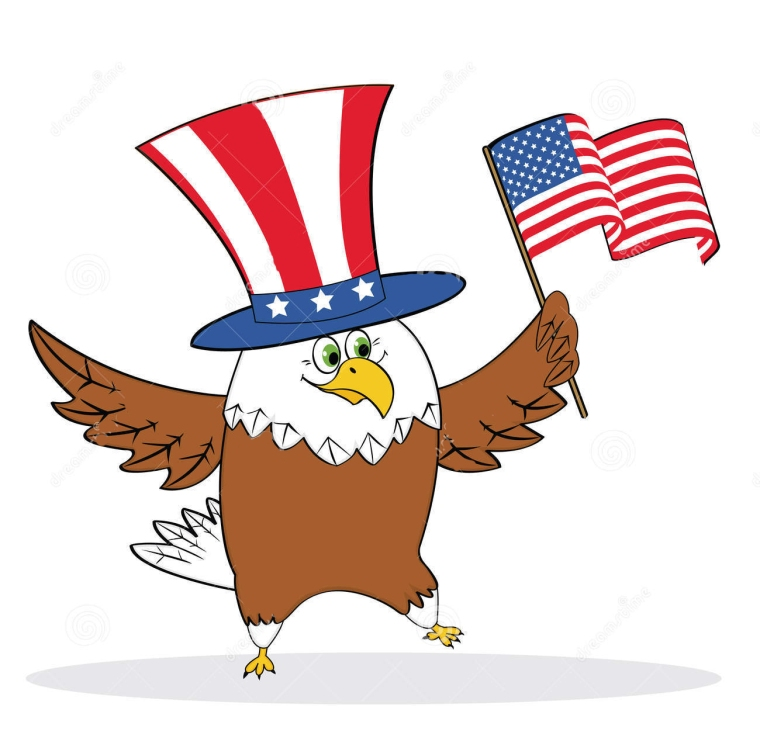cartoon-patriotic-eagle-